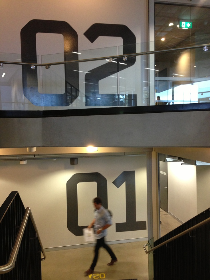 FoxSports new HQ in sydney, vince frost, frost design
