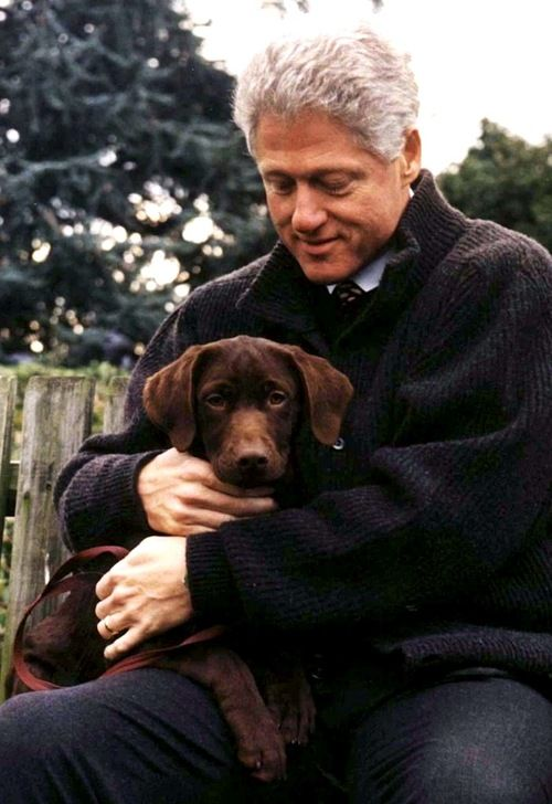 Former President William Clinton