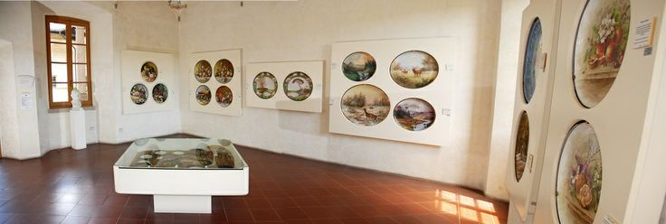 #Ceramic dishes room #MIDeC - Museo Internazionale del Design Ceramico #Cerro - #LavenoMombello