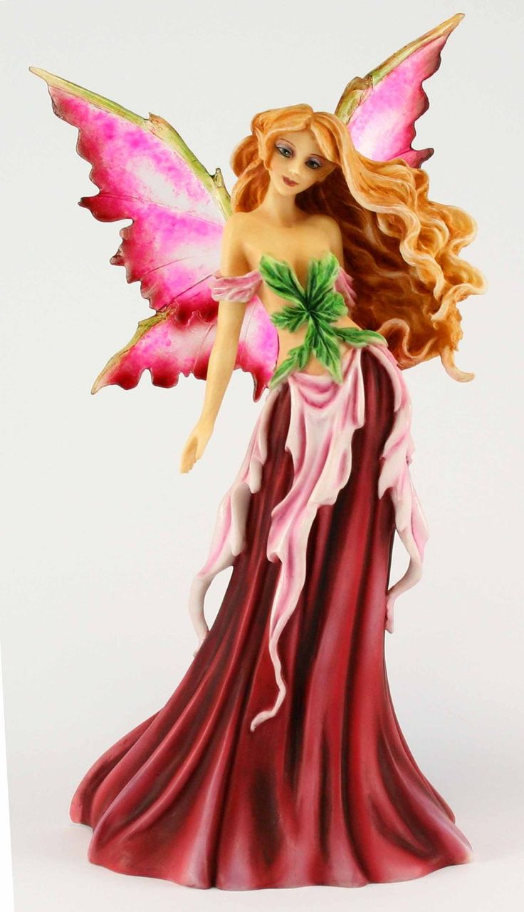 Amy Brown Fairy Figurines Statues at Magical Omaha