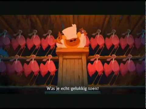 Dig a little deeper - The Princess and the Frog (Dutch + subs) with Ruth Jacott and Linda Wagenmakers