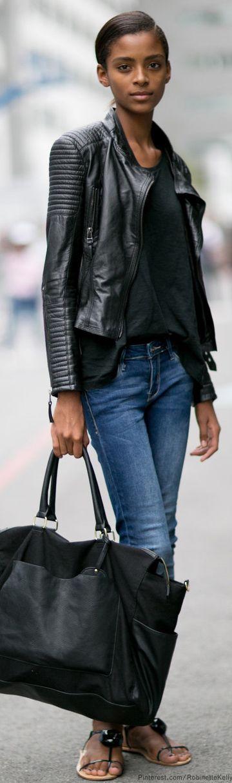 Street Style Paris | Model Off Duty