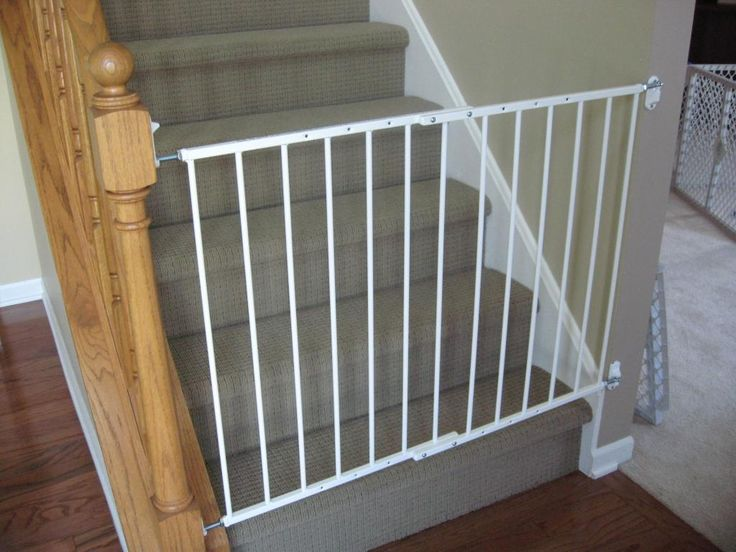 Wall Mounted Gates Stairs