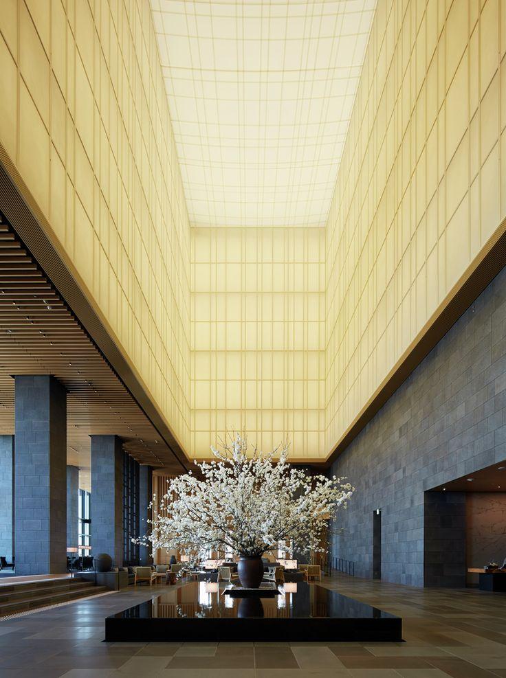 Australian Award – Aman, Tokyo / Kerry Hill Architects (Japan). Image Courtesy of The Australian Institute of Architects