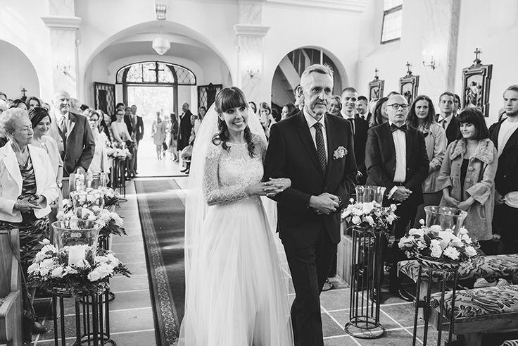 Piękny ślub Zuzi i Karola od DreamEye Studio