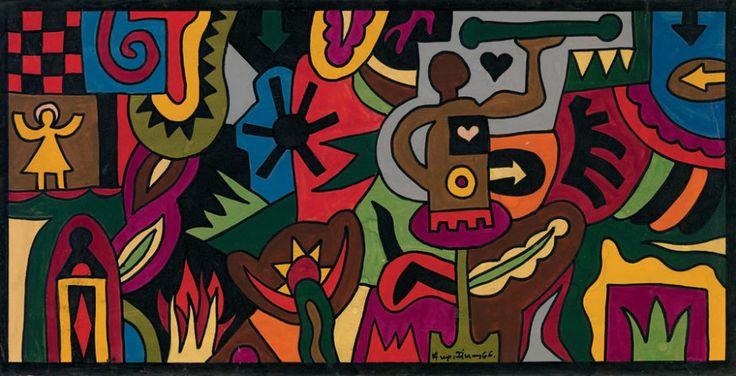 Ακριθάκης Αλέξης – Alexis Akrithakis [1939-1994]   paletaart – Χρώμα & Φώς