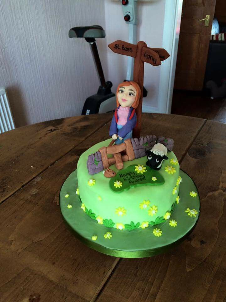 Birthday Cake by Croston Cakes