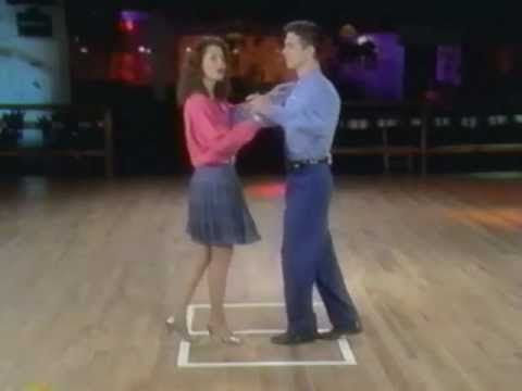 How to dance Nightclub Two Step (Part 1) - YouTube - great basic video, with a total of 6 segments.  Can be used with many different types of music.