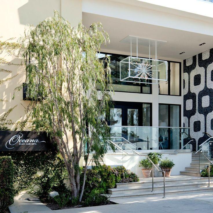 Oceana Beach Club Hotel—Santa Monica, California. #Jetsetter