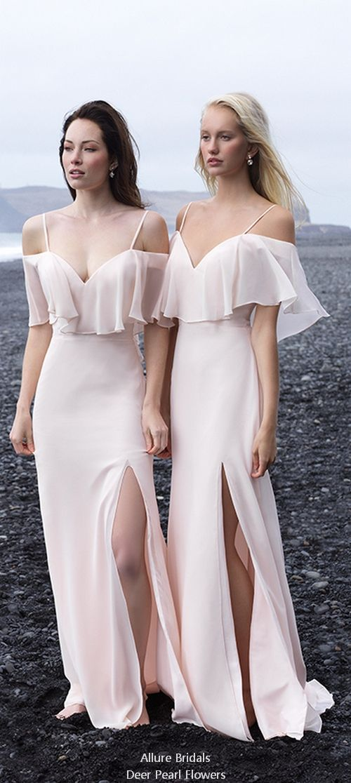 AllureBridal Bridesmaid Dresses / http://www.deerpearlflowers.com/allure-bridal-bridesmaid-dresses/ #bridesmaid #dresses #wedding