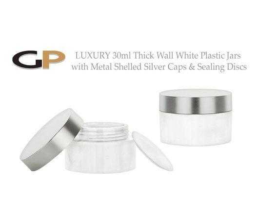 30ml Plastic Jars Plastic Jars Perfume Making Solid Perfume