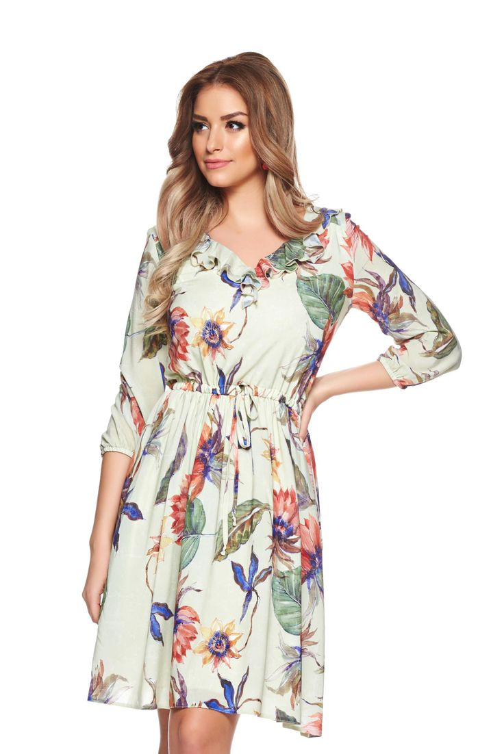 Rochie LaDonna New Look Cream - https://tidy.ro/produs/rochie-ladonna-new-look-cream/