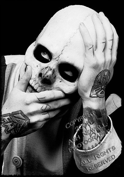 Sid Wilson from Slipknot