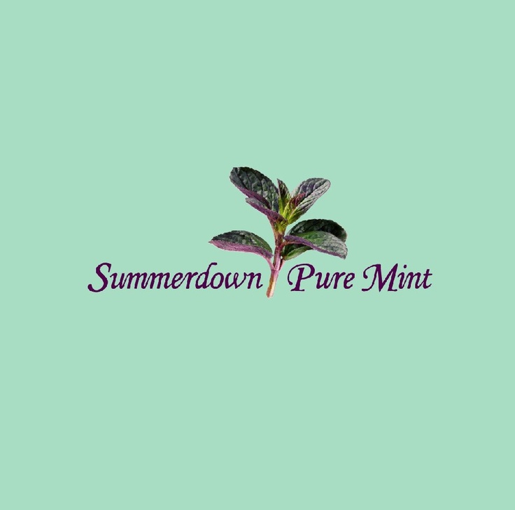 Summerdown Mint tea has a freshness of taste that you won't find with any other mint tea on the market