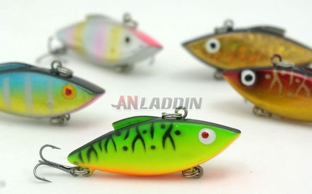 5g 4.5cm Mini VIB fishing lure  http://www.anladdin.com/5g-4-5cm-mini-vib-fishing-lure.html