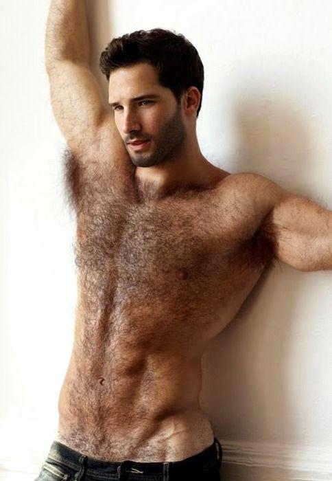 Men With Hairy Armpits 117
