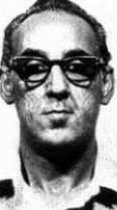 """Frank Sindone (1928 – October 29, 1980), also known as """"Barracuda Frank"""", was a loan shark and soldier in the Bruno crime family who helped plot the 1980 murder of family mob boss Angelo Bruno.  Sindone was described as the chief loanshark of Angelo Bruno, suggesting that he may have run a family bank or large scale operation for Bruno. Sindone had previously served time for narcotics trafficking and was heavily involved in illegal gambling within the Philadelphia metropolitan area. Sindone…"""