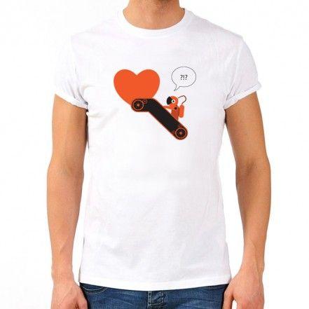 Wrongway T-shirt, White