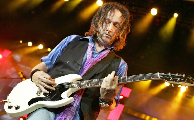 Heartbreakers' Mike Campbell: 5 Songs That Reflect the State of the World