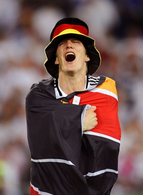 Bastian Schweinsteiger, one of my favorite players from the German NT.