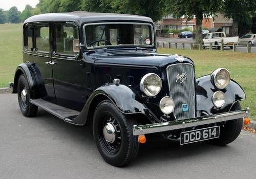 Austin 18/6 Chalfont 1937.