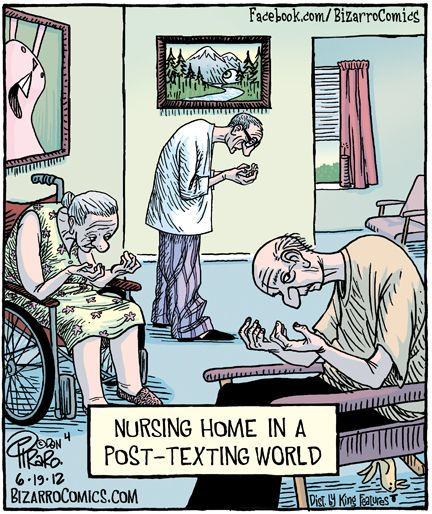 Retirement homes of the future