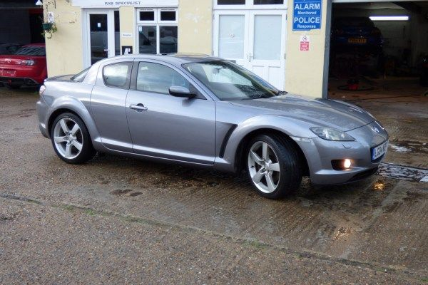 Mazda Rx8 for Sale in UK, Warren Court Rotaries are mazda Rx8 specialist for sales. You can find a fleet of Rebuild Mazda Rx8's for sale at our Garage and through our website