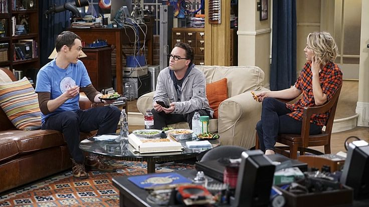 """The Big Bang Theory 9×05, """"The Persperation Implementation"""""""