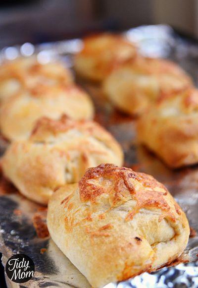 Turn chicken enchiladas into finger food! #recipe