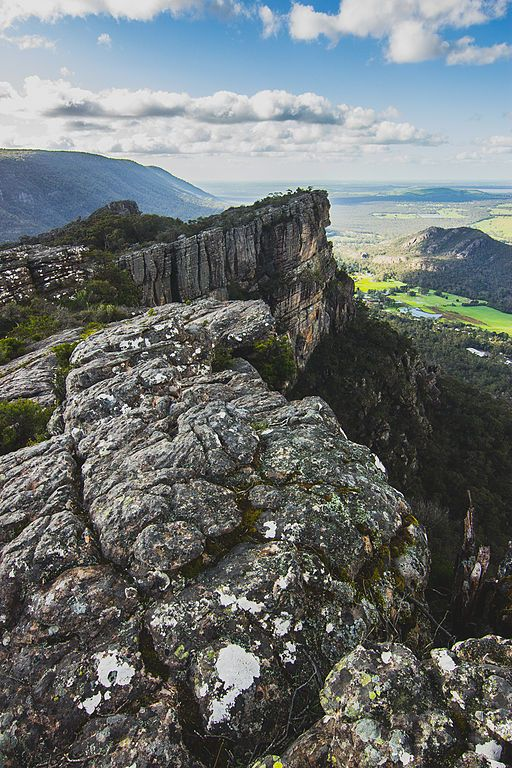 The Grampians National Park - Day 7 of your motorcycle tour