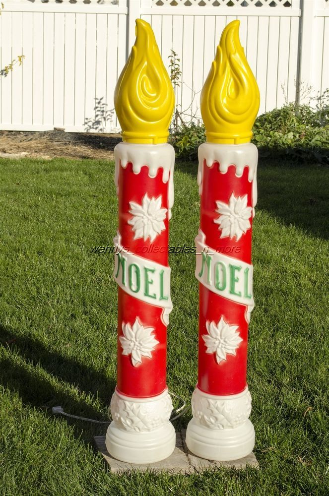 17 best images about vintage blow mold on pinterest Classic outdoor christmas decorations
