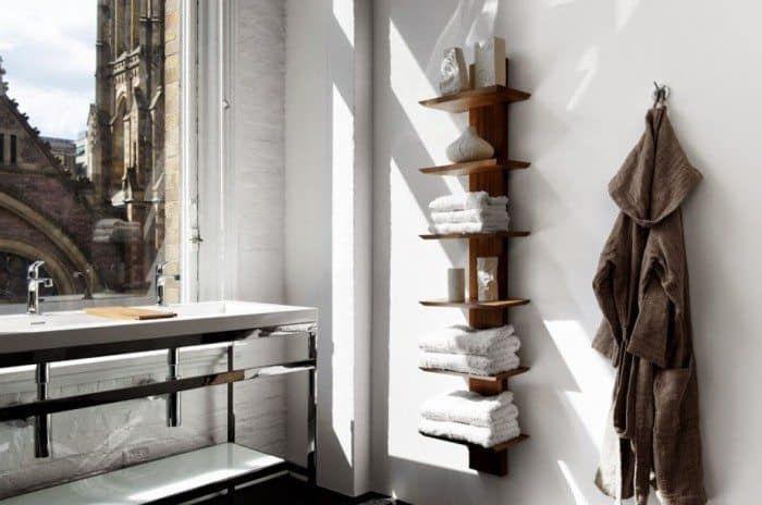 Useful Towel Rack For Your Bathroom Wall Towel Racks Towel Rack Bathroom Towels
