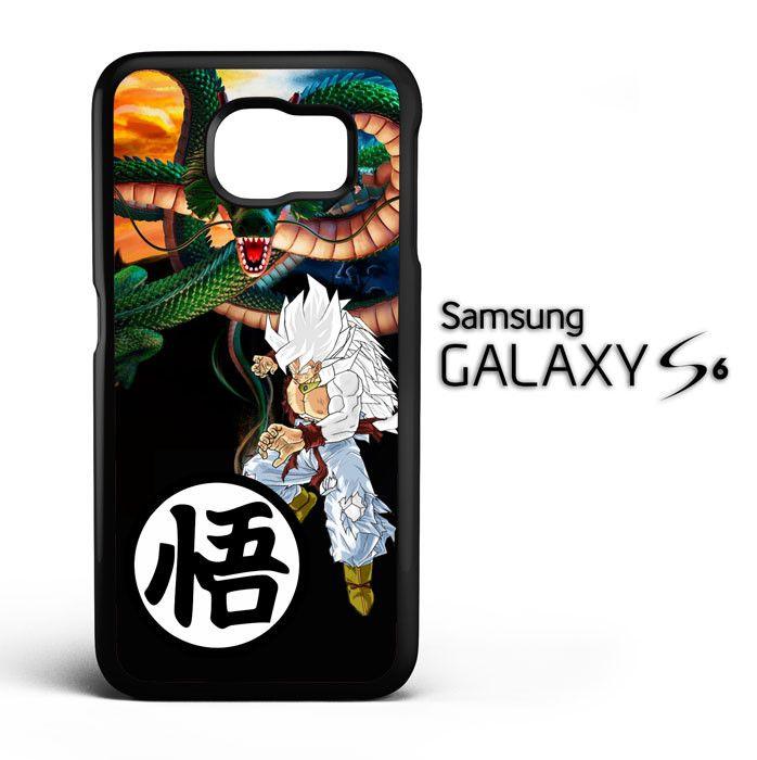 Son Goku super saiyan 10 C0331 Samsung Galaxy S6 Case