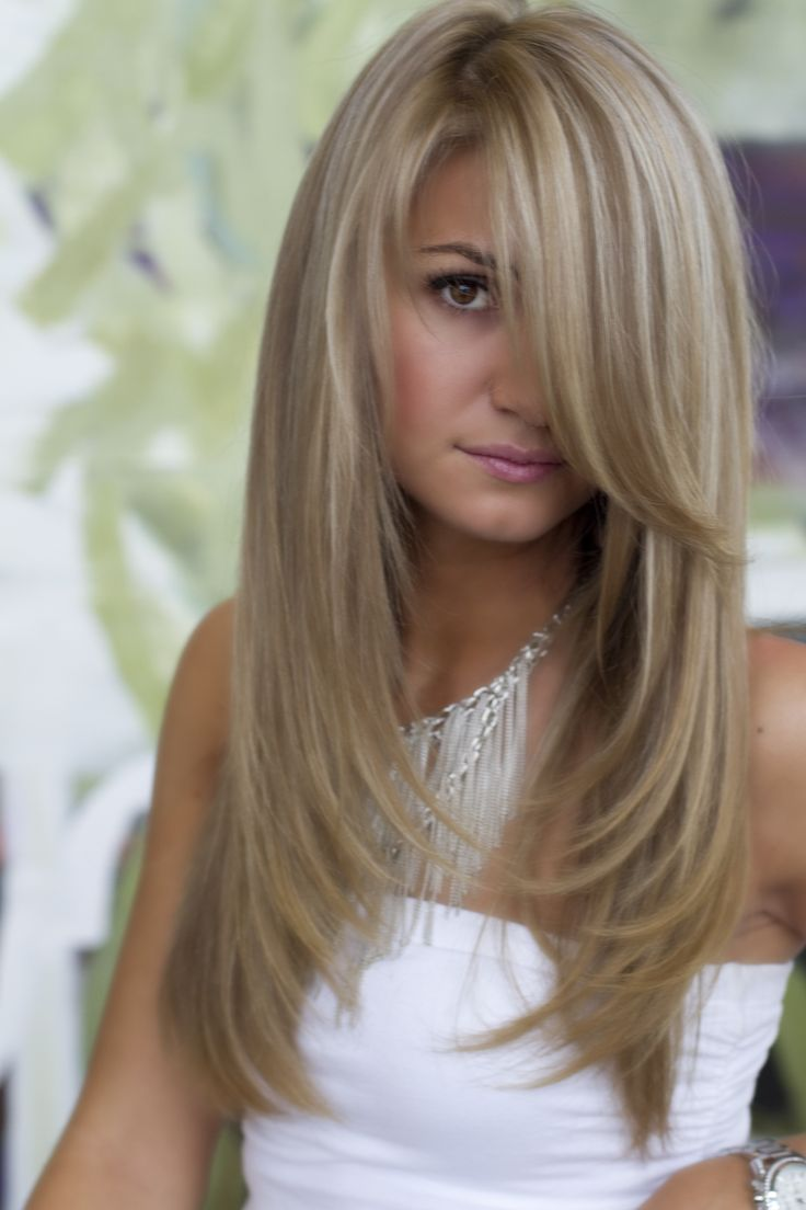 Makes me ready for my hair to be blonde again. So pretty