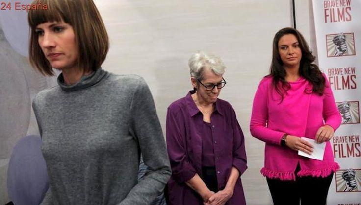 Tres mujeres reiteran sus acusaciones de acoso sexual contra Donald Trump