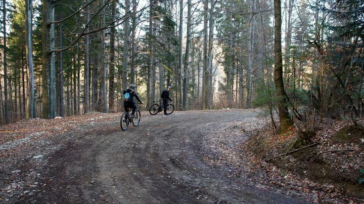 Tură cu bicicleta prin Vama Buzăului | Jurnal de Hoinar