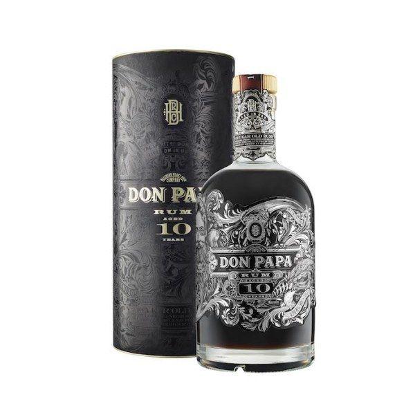 Rhum Don Papa 10 ans – Edition limitée  En savoir plus sur http://kissmychef.com/envies/nectar-drinks/rhum-don-papa-10-ans-edition-limitee#pferAm8fFqAh5Ymg.99