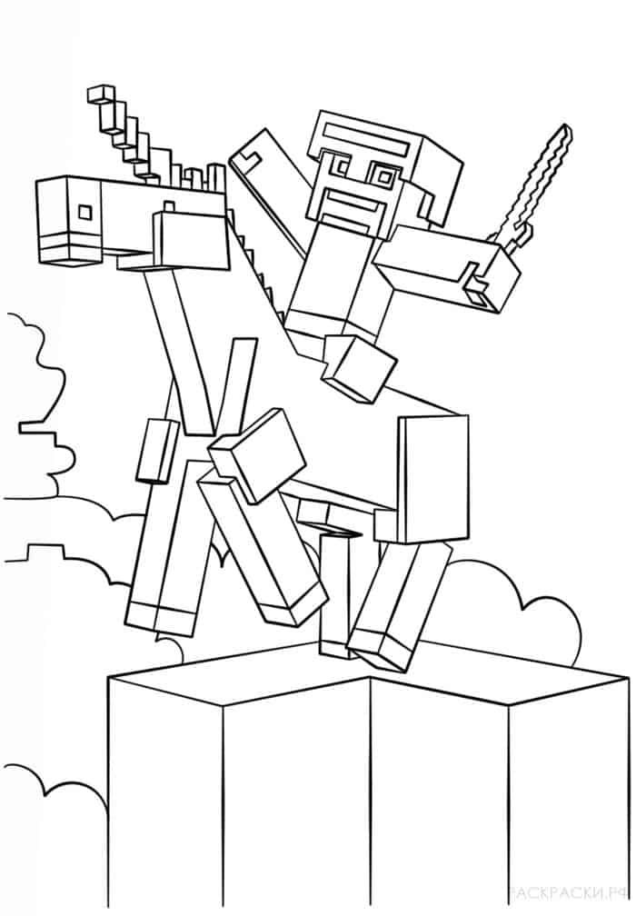 - Minecraft Coloring Pages For Girls Unicorn Coloring Pages, Minecraft  Coloring Pages, Spider Coloring Page