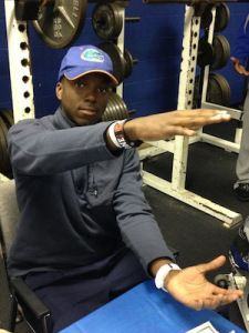 DB Deontai Williams leaves the Gators to play for UGA