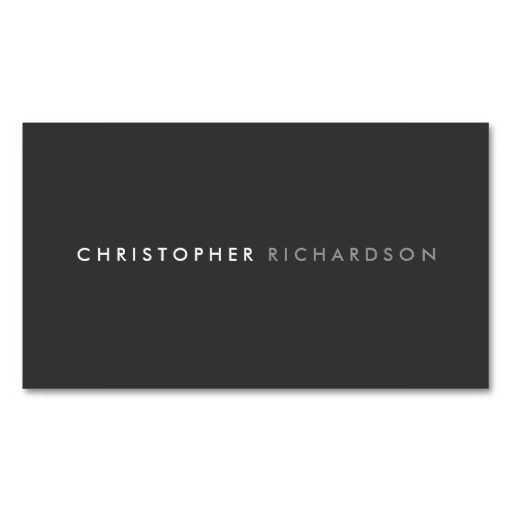 265 best business cards for networking personal use images on 1 business card reheart Image collections