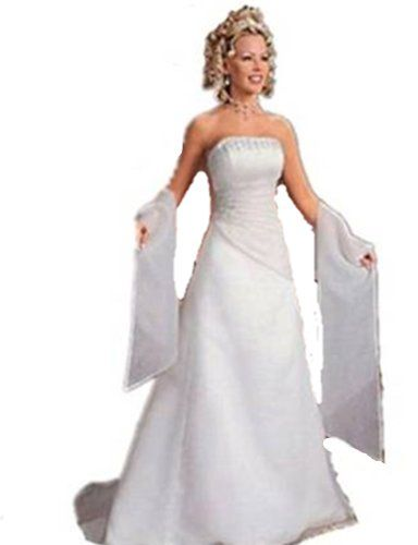 w05 white /IVORY size 12-24 wedding reception bride evening dresses party full length prom gown ball (IVROY -SIZE 14) LondonProm http://www.amazon.co.uk/dp/B00FFCWIC6/ref=cm_sw_r_pi_dp_pPXdub0CHZ9DH
