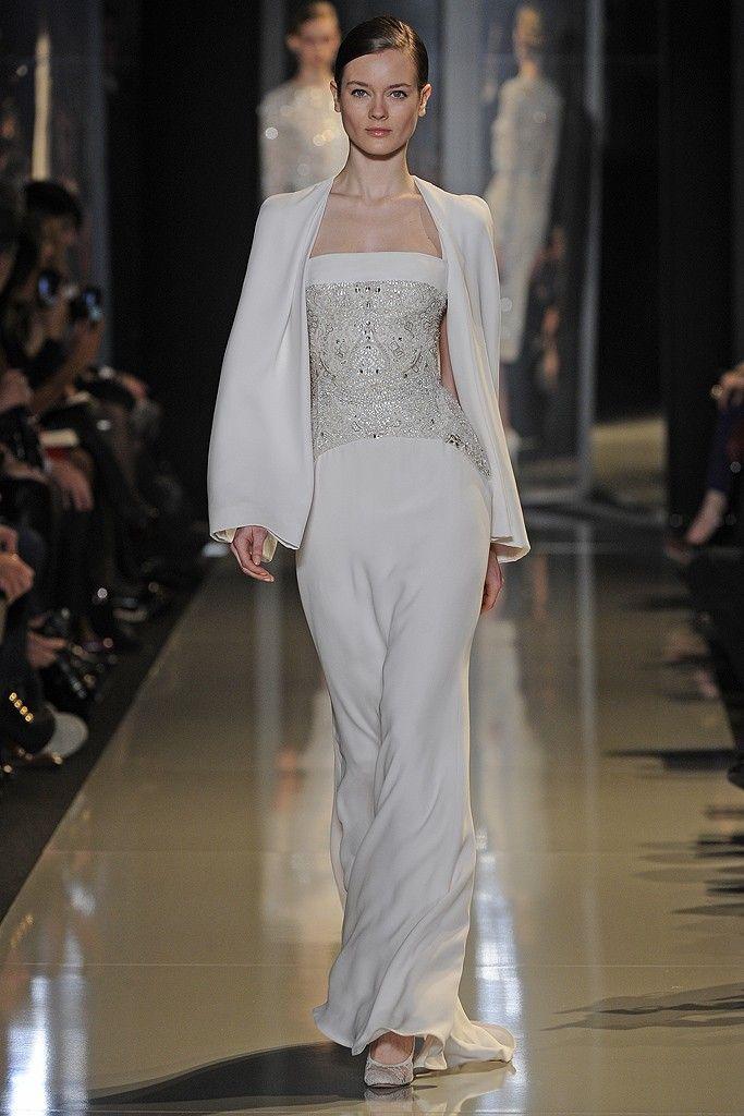 Elie Saab Spring Couture 2013 | haute couture | Mode haute ...
