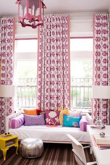 82 best Creative Curtains images on Pinterest | Home ideas, Blinds ...