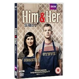 http://ift.tt/2dNUwca | Him & Her - Series 2 DVD | #Movies #film #trailers #blu-ray #dvd #tv #Comedy #Action #Adventure #Classics online movies watch movies  tv shows Science Fiction Kids & Family Mystery Thrillers #Romance film review movie reviews movies reviews