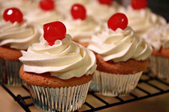tres leche cupcakes