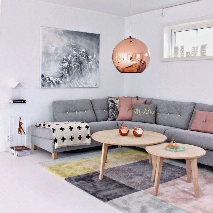 Las 25 mejores ideas sobre dormitorios gris rosas en - Dormitorio gris ...