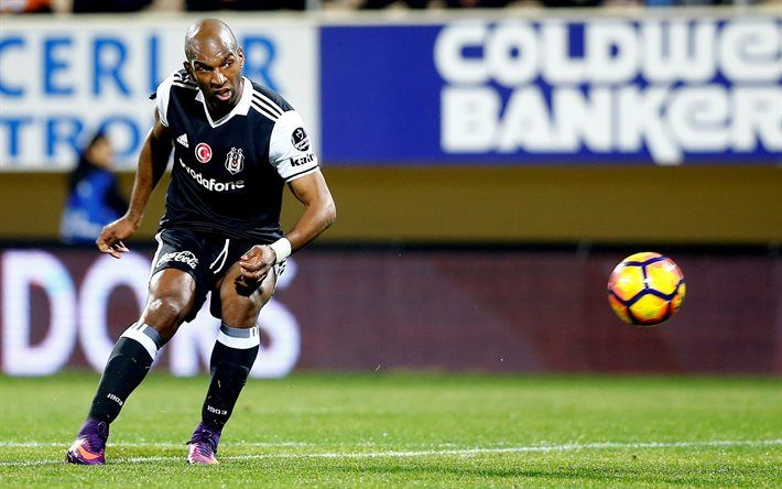Ryan Babel, winger, footballers, Besiktas