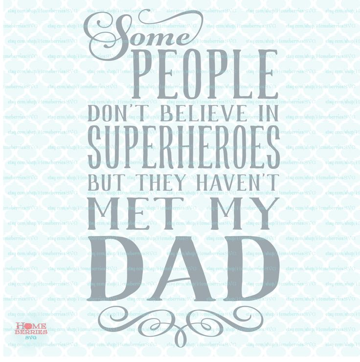 Superhero Dad svg Fathers Day svg Daddy svg Hero Dad svg dxf eps jpg svg files for Cricut Silhouette svg cut files dxf files by HomeberriesSVG on Etsy