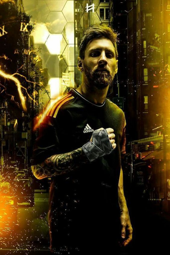 "Lionel Andrés ""Leo"" Messi is an Argentine professional footballer who plays as a forward for Spanish club FC Barcelona and the Argentina national team. Wikipedia Born: 24 June 1987 (age 30), Rosario, Argentina Height: 1.7 m Spouse: Antonella Roccuzzo (m. 2017) Salary: 40 million EUR (2016) Children: Thiago Messi, Mateo Messi Did you know: Lionel Messi has the most goals scored (5) in the FIFA Club World Cup. wikipedia.org"
