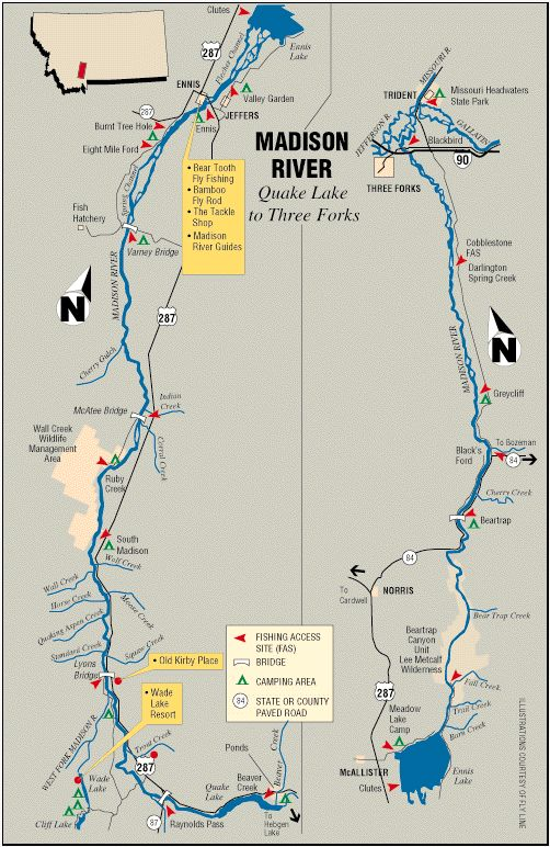 68 Best Madison River Images On Pinterest Fishing Fly